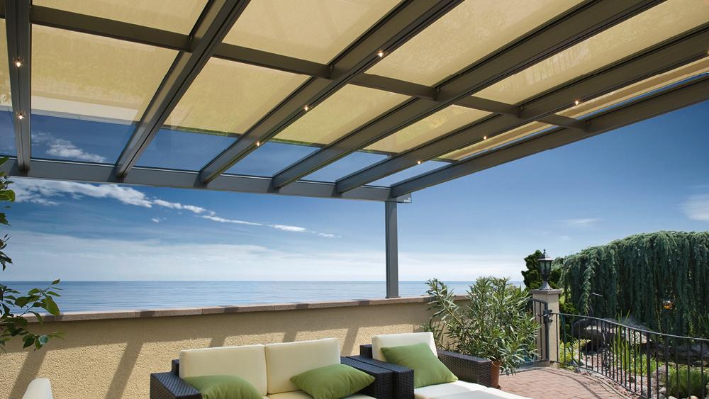 Glasdachsystem Terrado Gp5100 5110 Von Klaiber Klaiber