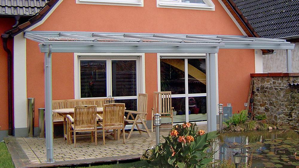 Glasdachsystem Terrado Gp5200 5210 Von Klaiber Klaiber
