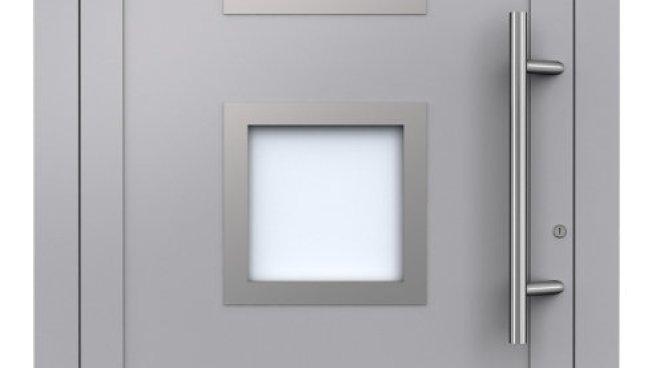 aluminium haust ren mit glasfalzf llung von weru weru aktions aluminium haust ren haust ren. Black Bedroom Furniture Sets. Home Design Ideas